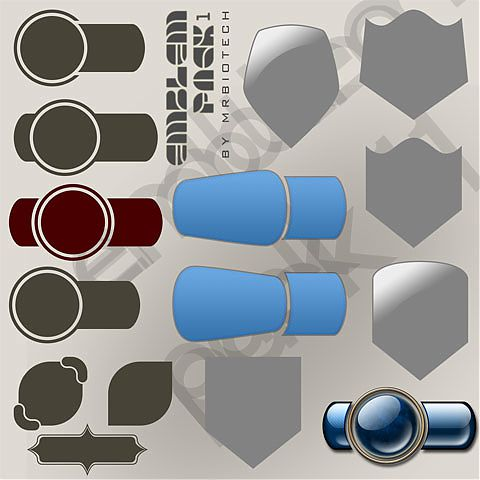 Emblem Pack 1